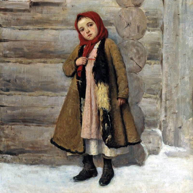 The Little Peasant Girl Whose Farts Healed The Sick