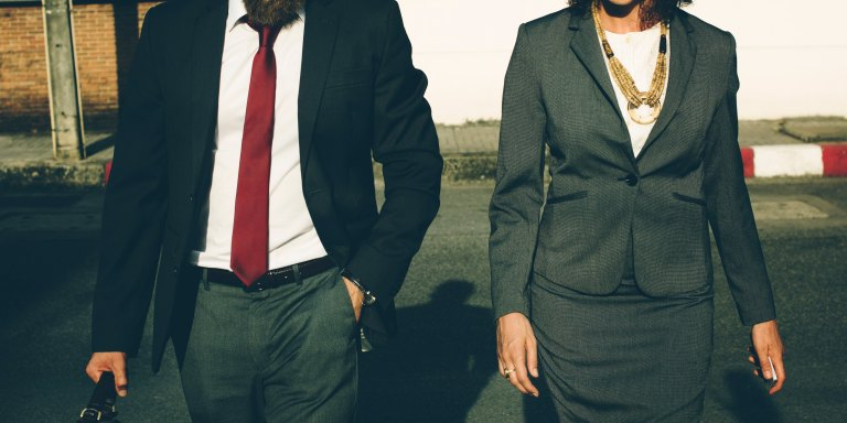 Even Industries Dominated By Women Are Still Run By Men — And That's A HugeProblem