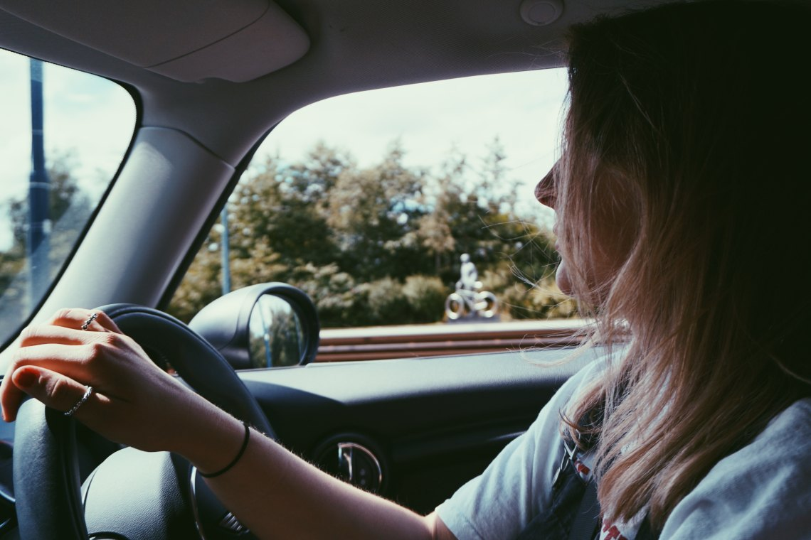 ocd and mental health and mornings and driving