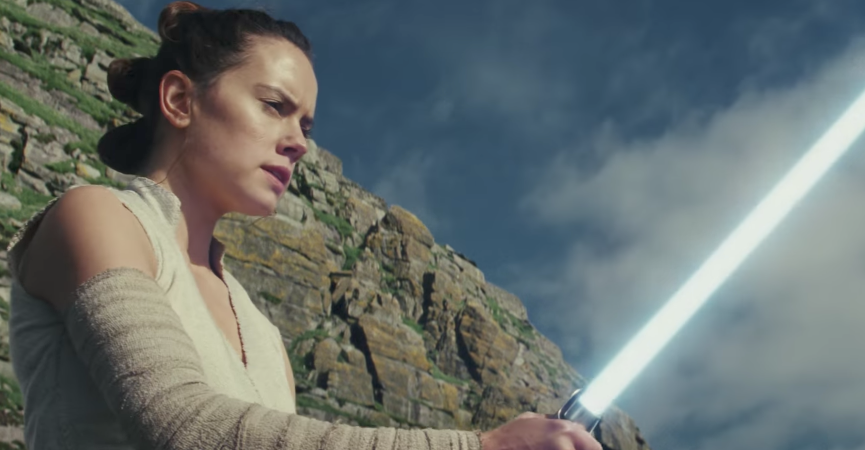 This Insane 'The Last Jedi' Fan Theory Will Blow The Whole 'Star Wars' Universe Apart