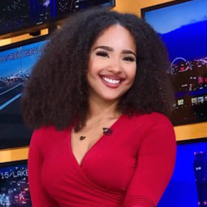 Demetria Obilor from Channel 8 News in Dallas