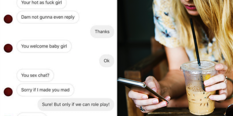 This Woman Hilariously Trolled The Hell Out Of A Fuckboy Who Sent Her Sexts OnInstagram