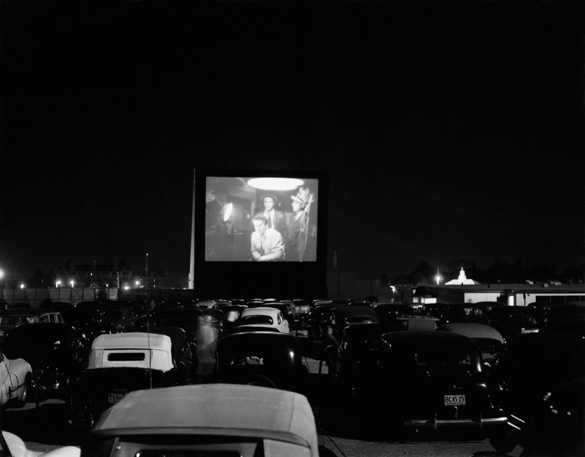 First date idea: drive-in cinema