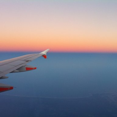 3 Thoughts To Help The Parent Who Travels Cope