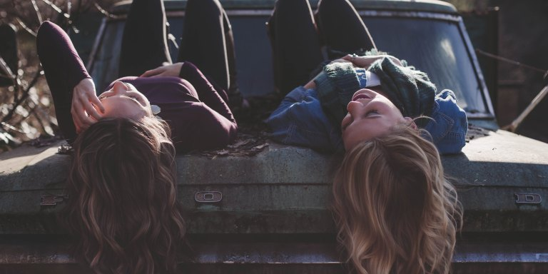 To The Girl Who Became My Best FriendUnexpectedly