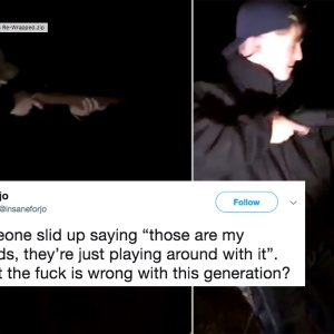 These High School Students Snapchatted Super Racist Videos Pretending To Shoot And Kill Black People
