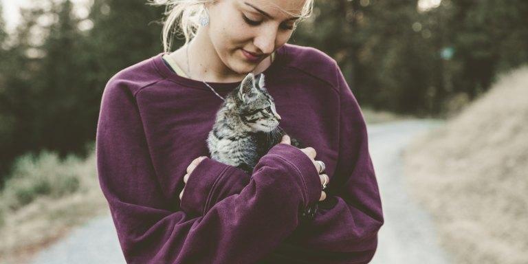 When Losing A Pet Feels Like Losing APerson