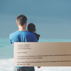 This Dad Called Out His Daughter's School For Sexism In A Hilariously Perfect Letter