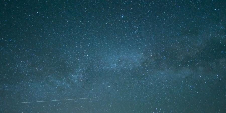 Tonight, I'm Making A Wish On The NightSky