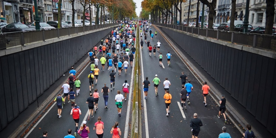 This Is What Marathon Runners And Millennials Have In Common