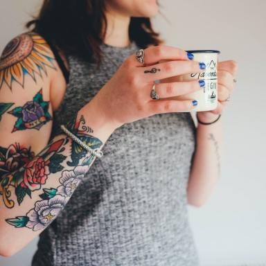 Here's What I Learned From Working At One Of New York's Most Famous Tattoo Shops
