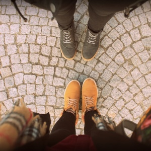 This Is What It Means To Stand Fully In Your Own Shoes And Not Give Up On Yourself