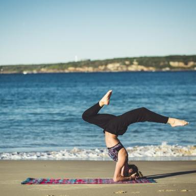 The Best Yoga Poses To Nurture Your Body, Based On Your Zodiac Sign
