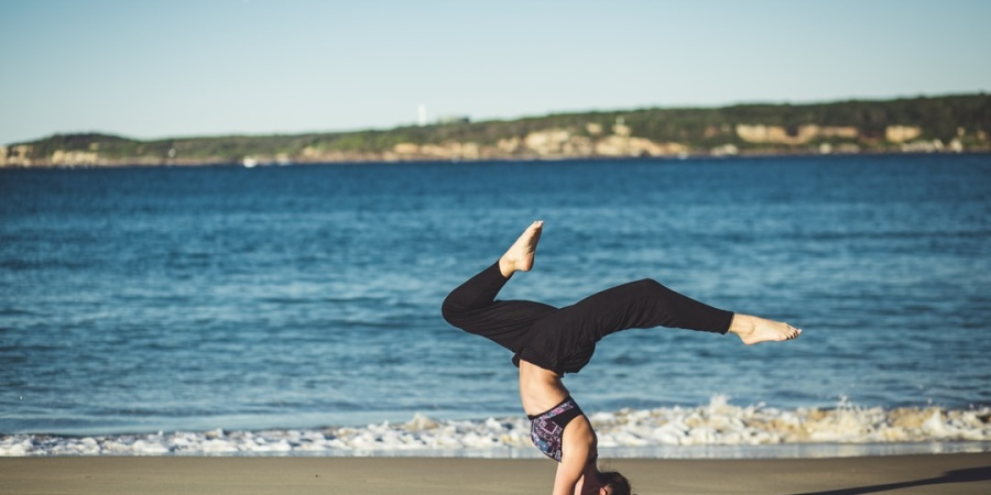 The Best Yoga Poses To Nurture Your Body, Based On Your ZodiacSign