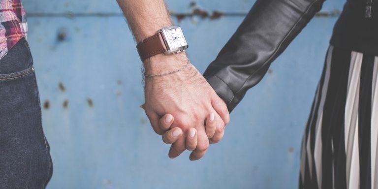 Hold My Hand Or WalkAway