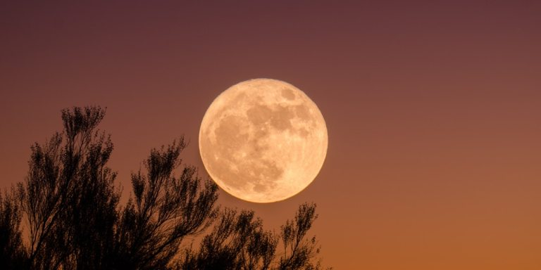 8 Signs That May 2018's Full Moon Is Still AffectingYou