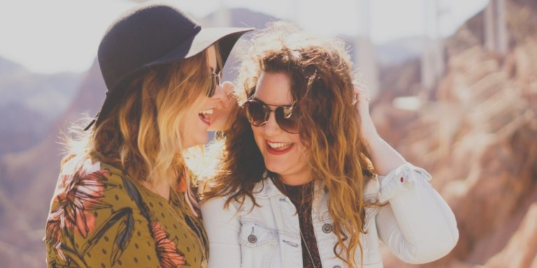 Some Thoughts On Female Friendship AndForgiveness