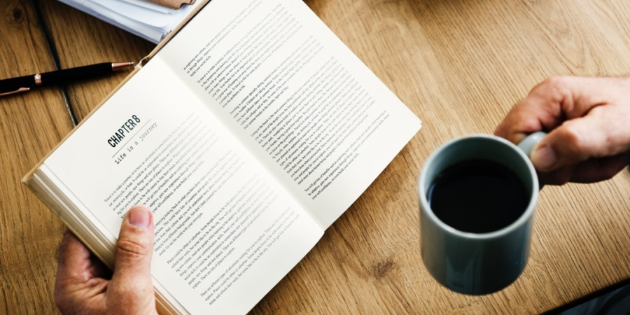 5 Reasons Why A Book Can Be Your BestFriend