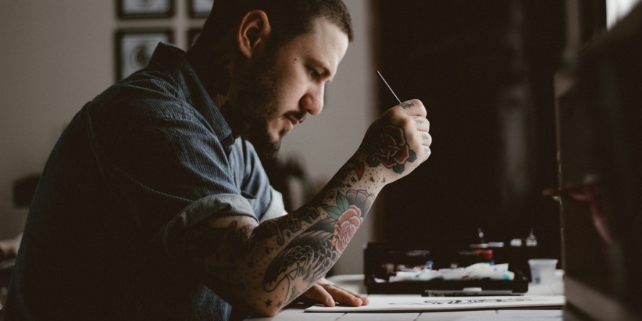 You Don't Have To Sell Your Soul To Become An Artist (Trust Me, I Used My Wife'sInstead)