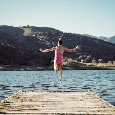 Go Ahead, Take The Leap