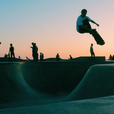 What Skateboarding Taught Me About Life