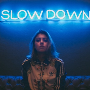 Be Brave And Let Yourself Slow Down