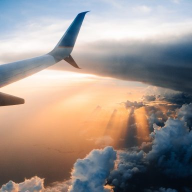 Fear Of Flying? Here Are 5 In-Flight Techniques To Manage
