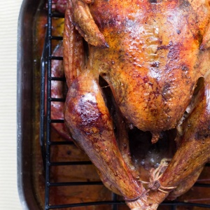 Finding Courage In A 6-Pound Roast Chicken