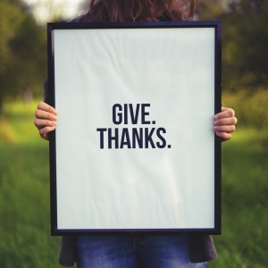 To Be Thankful Is To Be Powerful