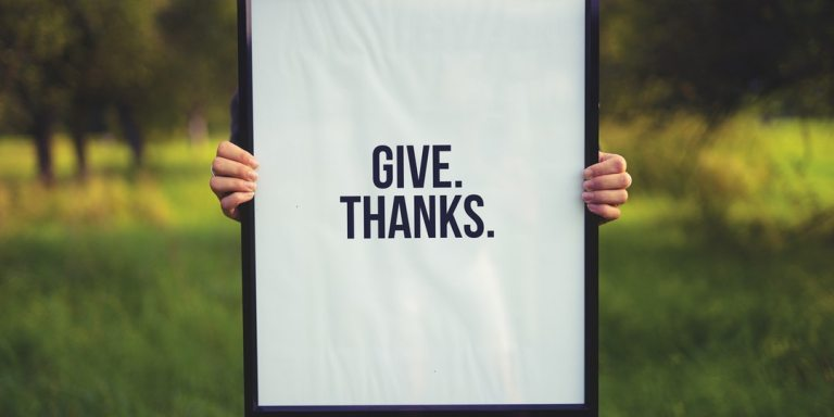 To Be Thankful Is To BePowerful
