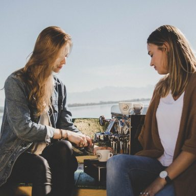 To the Friend Who Doesn't Know Her Worth: You Deserve Better