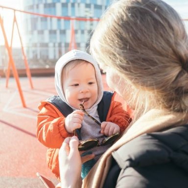 This Is What No One Tells You About The Emotional Labor Behind Being A Nanny