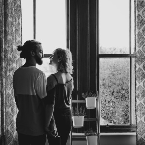 If You Want A Happy Relationship, Learn To Leave Your Problems At The Door