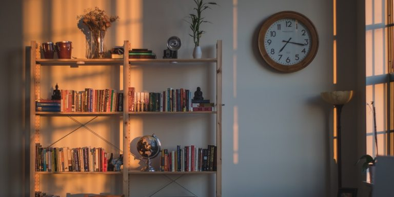 What The Books On Our Shelves Really Say AboutUs