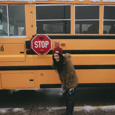 Forget Cities, We Need To Gentrify School Busses