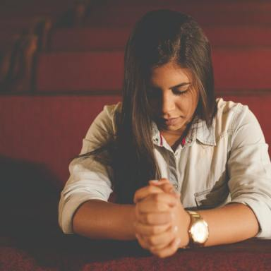 Dear God, Keep Me Grounded In You