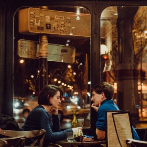 The Secret To A Lush Date Conversation Has Nothing To Do With Words