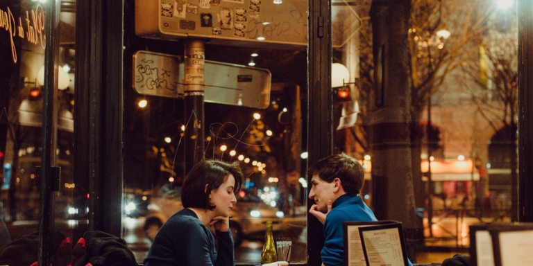 The Secret To A Lush Date Conversation Has Nothing To Do WithWords