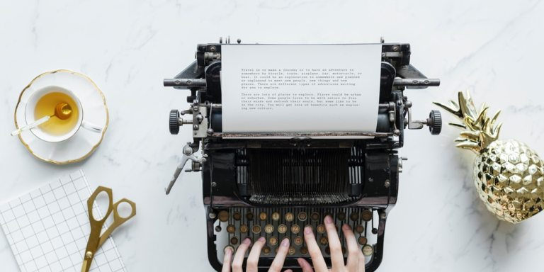 This Is What It's Really Like To Be A Creative WritingMajor