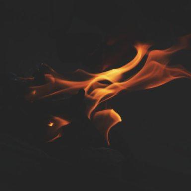 My Depression Makes Me Feel Like I Am Engulfed In Flames