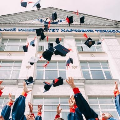 To The College Seniors: You're Almost There