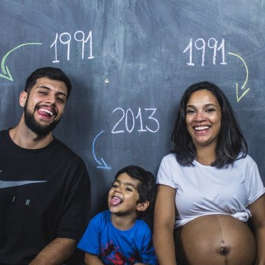 Why Becoming Your Parents Isn't Such A Bad Thing