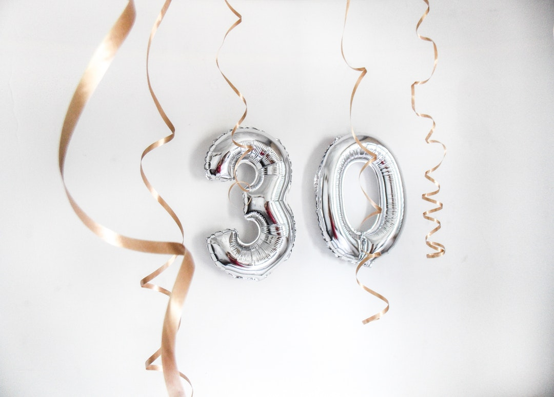 What I'm Learning To Let Go Of In My 30s