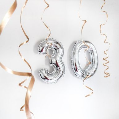 When You're 30 Days Away From Turning 30, This Is What You Need To Know