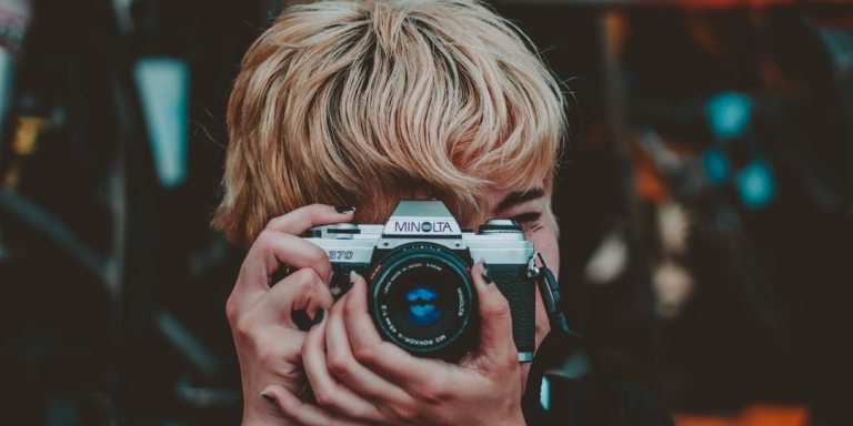 Start Taking Photos For Yourself, Not Just For Instagram'Likes'