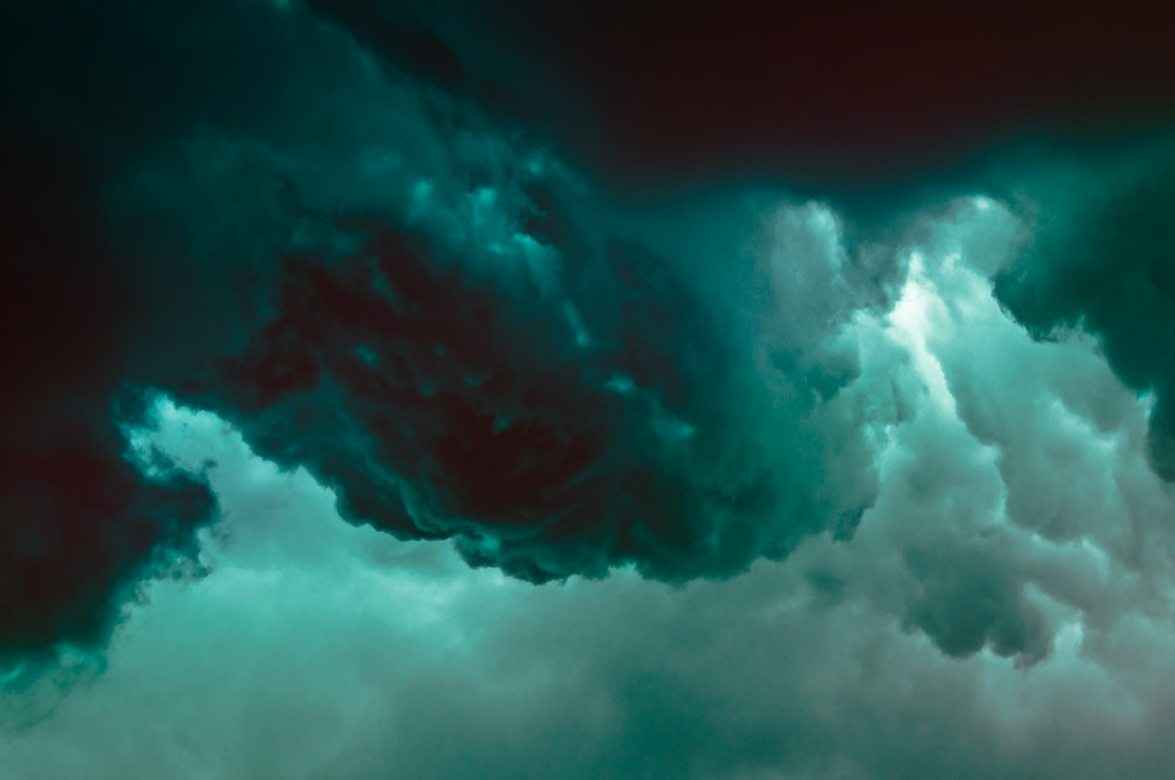 photography of clouds