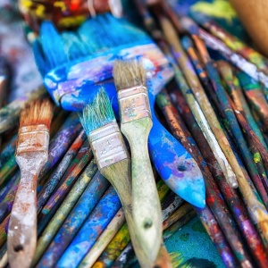 How Turning Your Grief Into Art Can Help You Heal