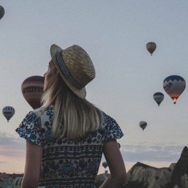 What's So Good About Traveling Alone, Anyway?