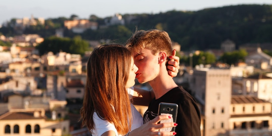 5 Signs You're Oversharing Your Relationship On Social Media