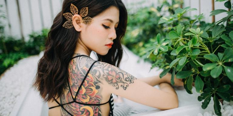 The Intimate Side Of Tattoos That No One Talks About